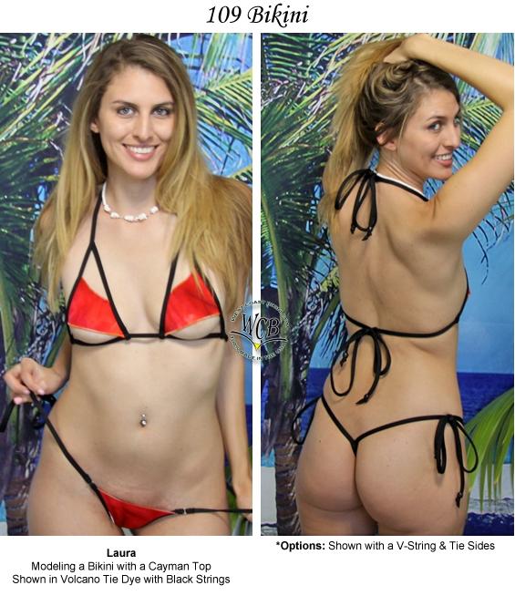 Listing is for One Bikini with  V String Bikini For Women